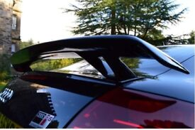 AUDI TT RS SPOILER BY EXCLUSIVE CUSTOM PRODUCTS - MK2 8J to MK3
