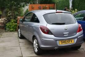 Vauxhall Corsa SXI - 2010
