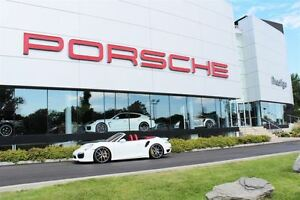 2014 Porsche 911 Turbo s Cabriolet One of a kind Pre-owned