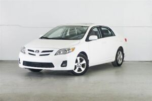 2012 Toyota Corolla LE (A4) Finance for $28 Weekly OAC