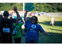 Volunteers needed for Trailwalker 2017!