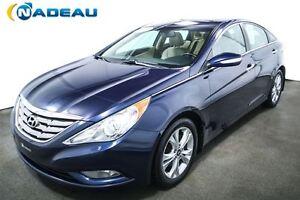 2011 Hyundai Sonata Limited TOIT OUVRANT CUIR SIÈGES CHAUFFANTS