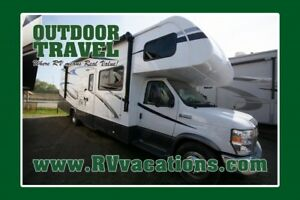 2019 FOREST RIVER FORESTER 3051S CLASS C MOTORHOME
