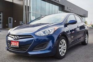 2013 Hyundai Elantra GT GL / ONE OWNER / CLEAN CARPROOF