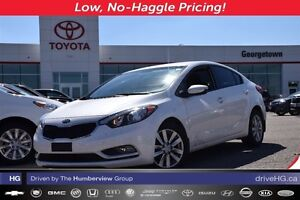 2015 Kia Forte LX with alloys