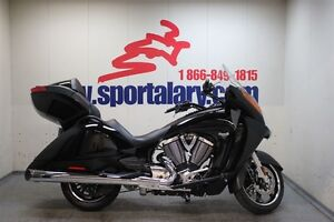 2015 Victory Motorcycles Vision Tour -