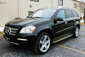 2012 Mercedes-Benz GL-Class GL 350 BlueTec -- A.M.G SPORTS PKG -
