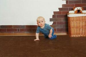 Warm up your cold basement by 7-15 degrees Celsius in winter with cork flooring
