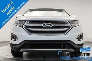 2016 Ford Edge SEL * AWD, CUIR, MYFORDTOUCH, CAMÉRA