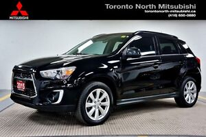 2015 Mitsubishi RVR GT NAVI NO ACCIDENT