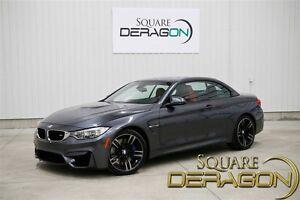 2015 BMW M4 CAB + MSRP 103000$ +