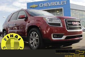 2014 GMC Acadia SLT2| Dual Sunroof| DVD Player| Heat/Cool Seats|