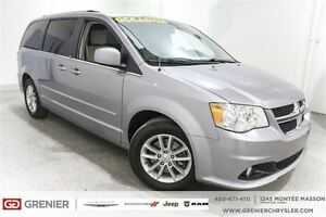 2013 Dodge Grand Caravan Crew*Trizone, Stow And Go*