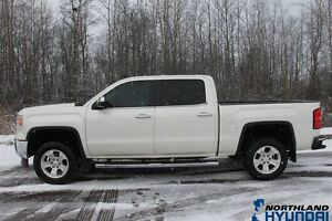 2015 GMC Sierra 1500 SLT/LOADED/HTD AC Seats/Nav/Bose Sound/4X4 Prince George British Columbia image 13