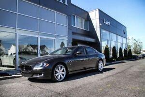 2011 Maserati Quattroporte S Financement et Location Disponible