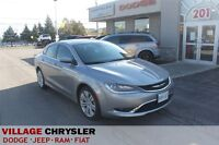 2015 Chrysler 200 LIMITED V6 8.4 TOUCHSCREEN WITH U-CONNECT,REMO