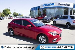2014 Mazda MAZDA3 SPORT GS|CON|KEYLESS|MP3|CPO|ALLOYS|BLUETOOTH
