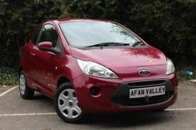 Ford Ka Style 3dr **FULL S/HISTORY+2 OWNERS** (red) 2009