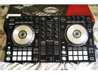 PIONEER DDJ SR Controller with Serato licence also can use with Traktor, Rekordbox or Virtual DJ