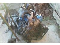 Skoda Felicia 1.3 petrol engine and gearbox