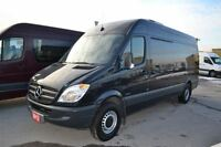 2013 Mercedes-Benz Sprinter Passenger van High Roof