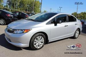 2012 Honda Civic DX * 23,24$/sem *