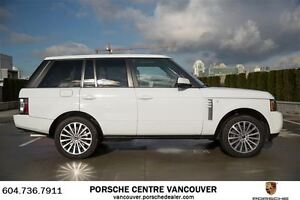 2012 Land Rover Range Rover Supercharged (SC)
