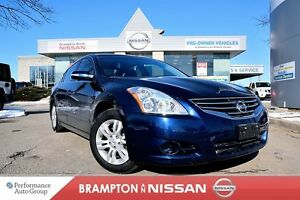 2012 Nissan Altima 2.5 S *Leather|Heated seats|Rear view monitor