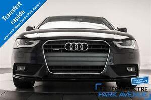 2013 Audi A4 *2.0T QUATTRO PREMIUM *RÉSERVÉ* PROMO PNEUS D'HIVE