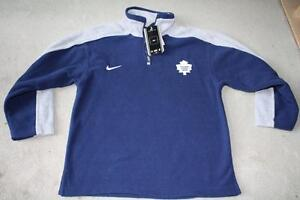 BRAND NEW - TORONTO MAPLE LEAFS NIKE FLEECE SWEATSHIRT