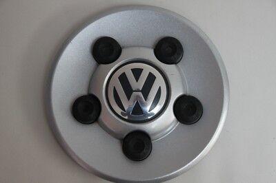 1x VW Touareg 7L Nabendeckel 16-Zoll Stahlfelge, Radkappe, original, 7L6 601 147 gebraucht kaufen  Chieming