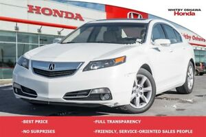 2013 Acura TL Technology Package | Automatic
