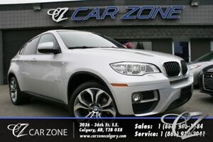 2013 BMW X6 xDrive35i Mpackage Navi Low Payment