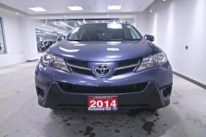 2014 Toyota RAV4 LE, TCUV, ONE OWNER, NO ACCIDENTS, POWER GROUP,