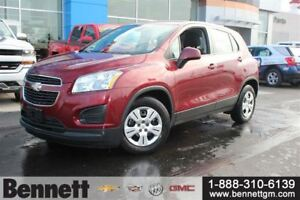 2014 Chevrolet Trax LS - Great on Gas, 1.4L 4CYC engine