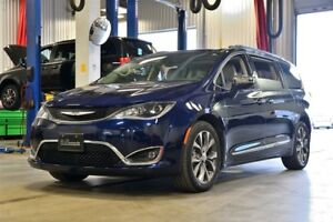 2017 Chrysler Pacifica LIMITED * 8 PASS * DVD * BANCS VENTILÉS *