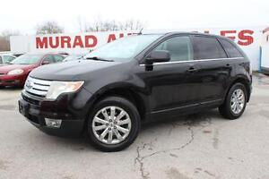 2008 Ford Edge Limited Leather !!