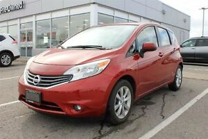 2014 Nissan Versa Note 1.6 SL Navigation  Free GTA Delivery