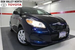 2013 Toyota Matrix CONVENIENCE PKG Btooth Pwr Wndws Mirrs Locks