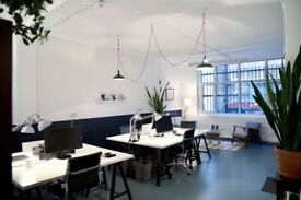 DESKS AVAILABLE in Creative Office | Whitechapel (E1) *VAT Included