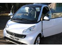 LOW MILEAGE Smart car 62 plate