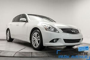 2013 Infiniti G37X Luxury AWD