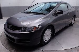 2011 Honda Civic DX-G COUPE A/C MAGS