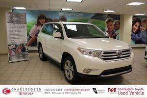 2013 Toyota Highlander Sport Package