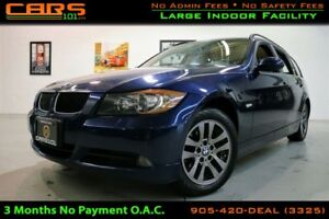 2006 BMW 325 xi Touring| Roof Rails| Fully Serviced|