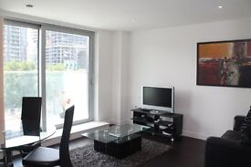 AMAZING 1 BED APARTMENT IN PAN PENINSULA CANARY WHARF WITH GYM SWIIMING POOL AND BAR ON 6TH FLOOR