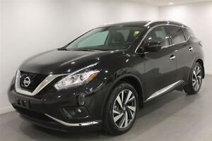 2016 Nissan Murano Platinum|Auto|AWD| 14620 Kms| Fully Loaded