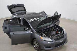 2014 Toyota Matrix Gr.Electrique+Air+Bluetooth Manuelle