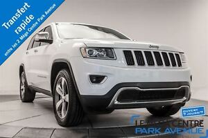 2015 Jeep Grand Cherokee Limited * PROMO PNEUS D'HIVER * NAVIGAT