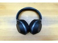 Sony wh1000mk2 noise cancelling headphones es
